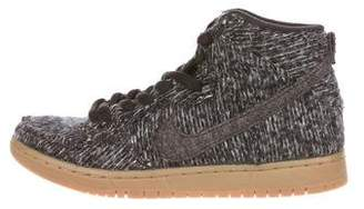 Nike Dunk High Pro High-Top Sneakers