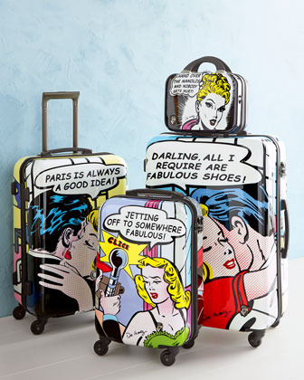 Heys Material Girl Luggage