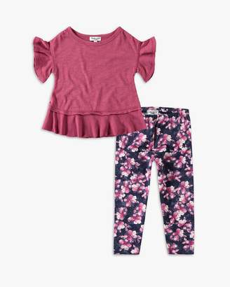 Splendid Baby Girl Flounce Top Set