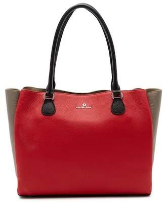 Celine Dion Adagio Leather Tote