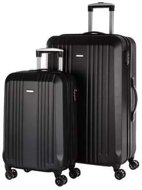 Bugatti Whistler Two-Piece Hard Case Luggage Set