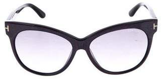 Tom Ford Saskia Cat-Eye Sunglasses