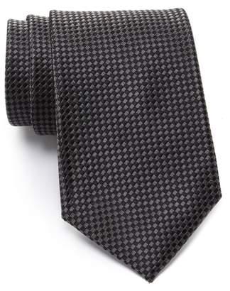 Nordstrom Rack Silk Eliot Mini Checker Tie