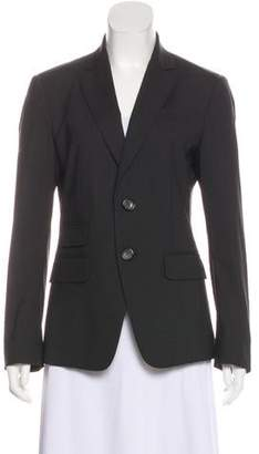 DSQUARED2 Wool Structured Blazer