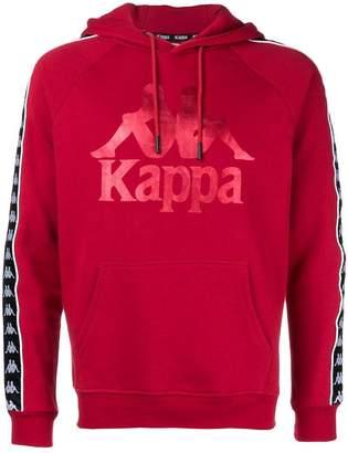 Kappa side panel hoodie