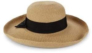 Gottex Vesper Bow Straw Sun Hat