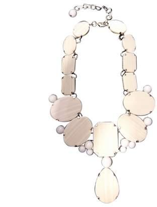 Philippe Ferrandis Ecru Metal Necklace