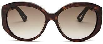 Christian Dior Women's Extase Oversized Round Sunglasses, 58mm