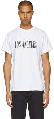 Noon Goons White Los Angeles T-Shirt