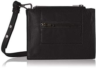 Marc O'Polo Fortysix, Women's Shoulder Bag, Schwarz (), 7x12.5x17 cm (B x H T)