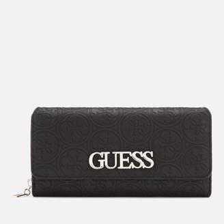 GUESS Women s Heritage Pop Large Clutch Bag 14f1c42725089