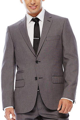 Co THE SAVILE ROW The Savile Row Company Birdseye Suit Jacket - Slim Fit