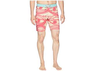 VISSLA Thomas Campbell Four-Way Stretch Boardshorts Men's Swimwear