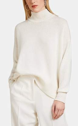 Jil Sander Women's Cashmere Oversized Turtleneck Sweater - Cream
