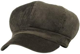 df150667e62bd GEMVIE Ladies Winter Warm 8 Panel Baker Boy Newsboy Cap Peaked Beret Hat