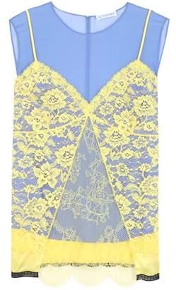 Altuzarra Sonora silk top