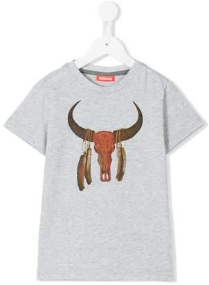 Buffalo David Bitton Sunuva print T-shirt