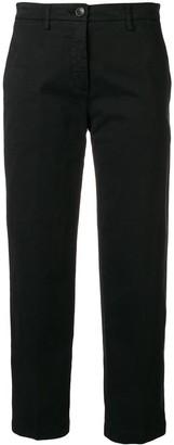 DEPARTMENT 5 chino gabardina trousers