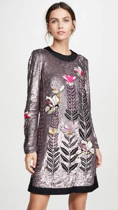 Temperley London Magnolia Short Dress