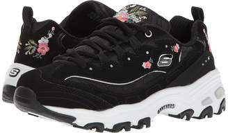 Skechers D'Lites Bright Blossom Women's Lace up casual Shoes