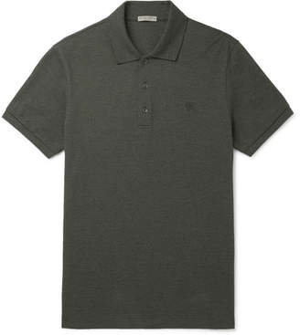 Bottega Veneta Cotton-Piqué Polo Shirt