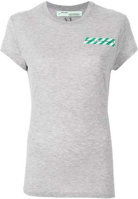 Off-White industrial tape T-shirt