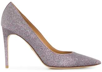 DSQUARED2 glittered pumps