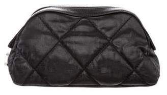 Chanel Paris Biarritz Cosmetic Case