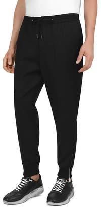 The Kooples Drawstring Slim Fit Trousers