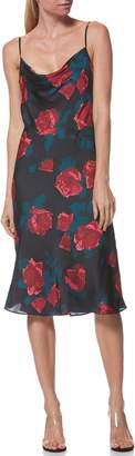 Paige Giovanna Cowl Neck Dress