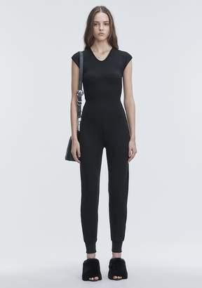 Alexander Wang SLEEVELESS CATSUIT Long Dress