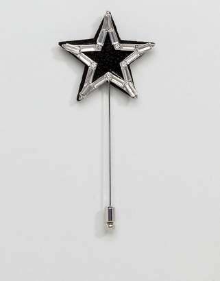 NY:LON Star Pin