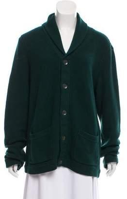 Rag & Bone Button-Up Long Sleeve Cardigan