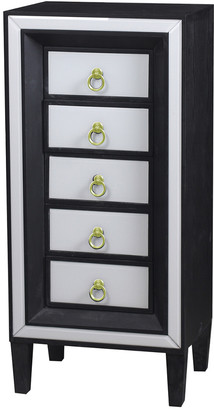 Statements By J Beverly Tall 5 Drawer Lingerie Chest