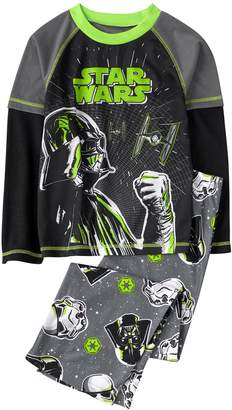 Crazy 8 Crazy8 Star Wars 2-Piece Pajama Set