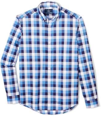 Buttoned Down Men's Tailored Fit Button-Collar Sport Shirt