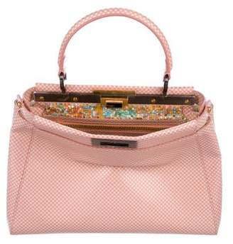 Fendi Medium Peekaboo Bag