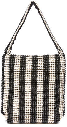 Sam Edelman Haden Beaded Hobo Bucket Bag