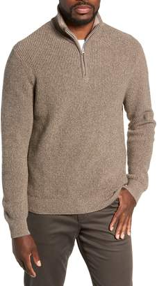 Zachary Prell Fillmore Quarter Zip Sweater