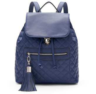 Candies Candie's Darcy Quilted Drawstring Backpack