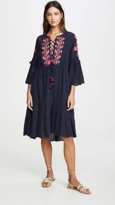 Figue Poet Dress