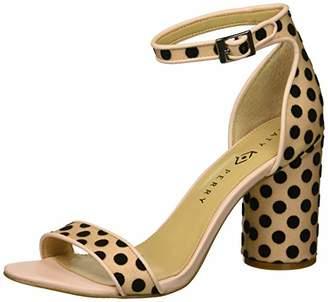 Katy Perry Women's The Clara Heeled Sandal 8.5 M Medium US