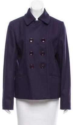 Miu Miu Double-Breasted Wool Jacket w/ Tags