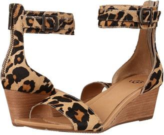 UGG - Char Leopard Women's Shoes $149.95 thestylecure.com