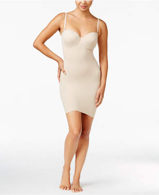 Miraclesuit Women's Extra-Firm Tummy-Control Real Smooth Strapless Convertible Slip 2752