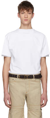 Y/Project White Layered T-Shirt