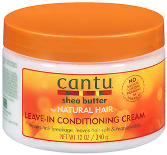Cantu Shea Butter for Natural Hair Leave In Conditioning Repair Cream $7.29 thestylecure.com