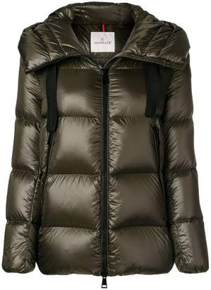 Moncler padded loose jacket