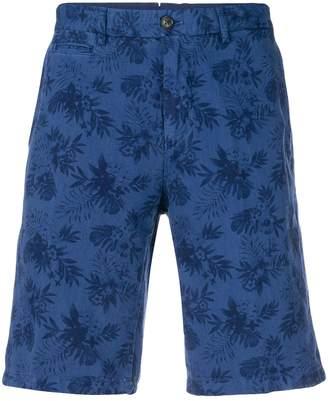 Altea floral print bermuda shorts