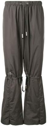 A-Cold-Wall* drawstring detail trousers